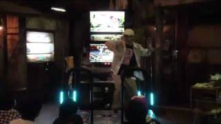 DDR freestyle BUTTERFLY(2008 X-Edit)