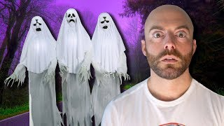10 Ghosts Who Warned the Living...