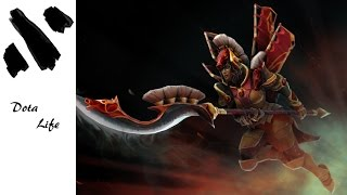 Dota 2: Equine Emissary Set - Legion Commander