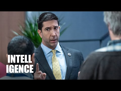 Intelligence | Official Trailer | Sky One