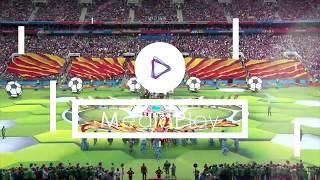 Este fue el irrespetuoso gesto de Robbie Williams en la inauguración del Mundial 2018