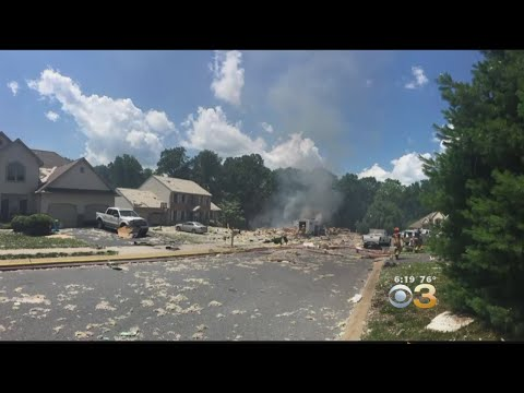 House Explosion Kills Utility Worker In Lancaster County