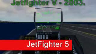 Jetfighter 5 - combat flight sim from 2003