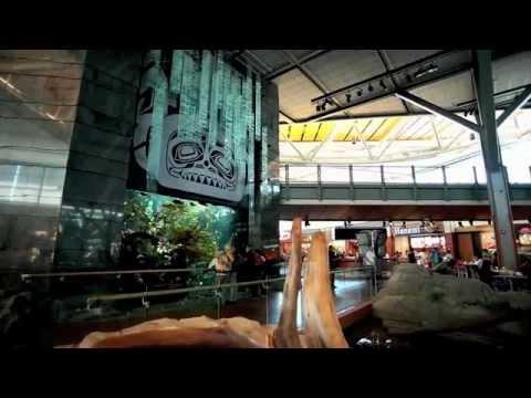 The Fairmont Vancouver Airport Hotel Tour