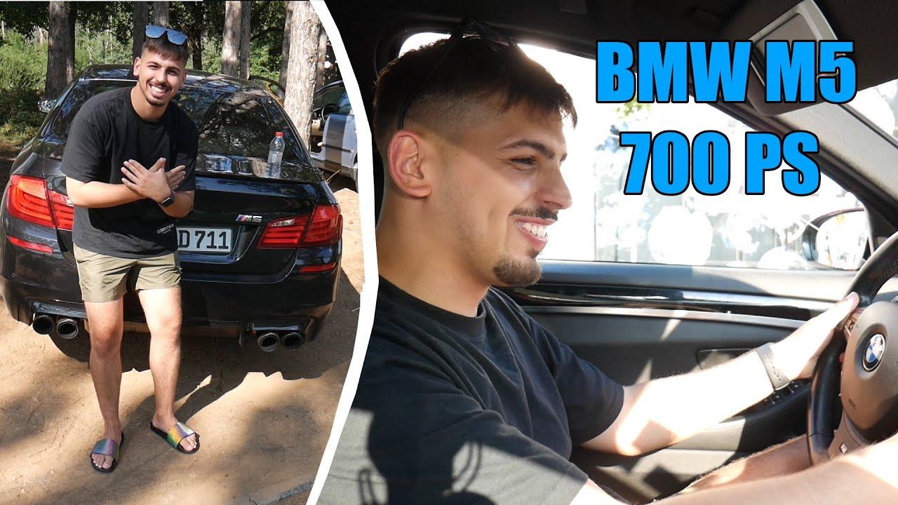 ASIRUNDE MIT BMW M5 F10 700PS IN KOSOVO