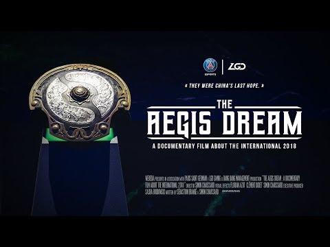 The Aegis Dream - PSG.LGD