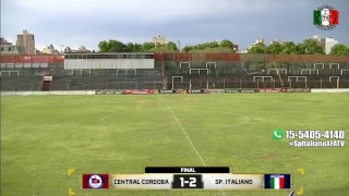 Central Cordoba de Rosario vs Sportivo Italiano full match
