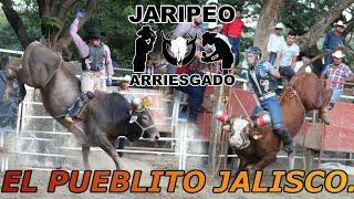 !!!ESTAS SI SON FIESTAS!!!PRIMER DIA DE JARIPEO!!!EN EL PUEBLITO JALISCO!!!RANCHO EL ONDEADO Y RANC