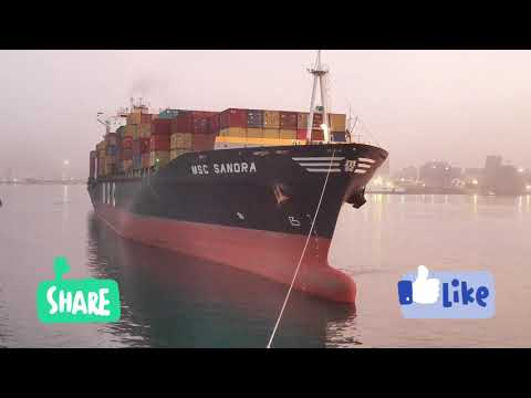 How to berth a Ship   How do they Do