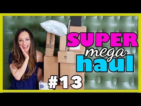 Ropa, Maquillaje y Pociones Mágicas?!   SUPER MEGA HAUL #13