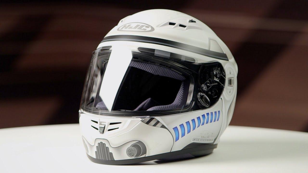 HJC Caschi Moto HJC CS 15 Stormtrooper Star Wars MC10SF