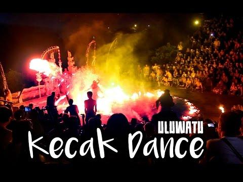 Kecak Dance - Uluwatu Bali - Fire Dance