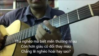 Khong gio roi (Nhu Quynh - Truong Vu) [Guitar solo] [K'K]