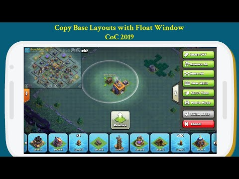Maps Of Clash Of Clans 2019 - IOS & Android