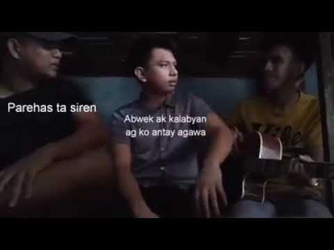 "Because i got high ""pangasinan version"" ABWEK AK LA"