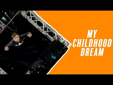 Sam Perry - My CHILDHOOD DREAM