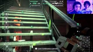"-Killzone ShadowFall DLC ""Intercept""-CHE SPETTACOLOOOO !!!!-Gameplay ITA HD PS4 (By NGC)"