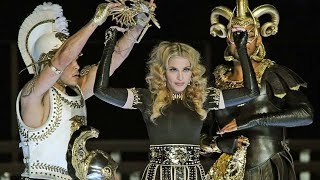 Madonna-Super Bowl 2012
