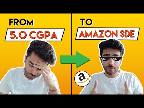 How I Learnt DSA and Got Into Amazon | My Learnings | Preparation Strategy