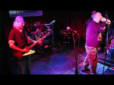 The Venomous St Claire Live at Nietzsche's Buffalo, NY 1/19/13