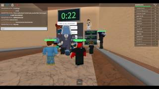 OMEGA FLOWEY ATTACK!   roblox The Elevator - Remade
