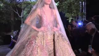 Шикарное свадебное платье от Elie Saab 2015