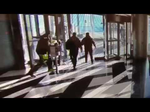 Detroit's Didarul Sarder Saves Woman's Life With Concealed Handgun - Raw Security Footage