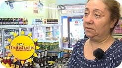 Bauunternehmer zerstören Existenz: Bitterer Kampf um Kiosk in Berlin!   SAT.1 Frühstücksfernsehen