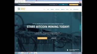 Earn Bitcoin/Etherium With Genesis Mining 2017 In Urdu/Hindi