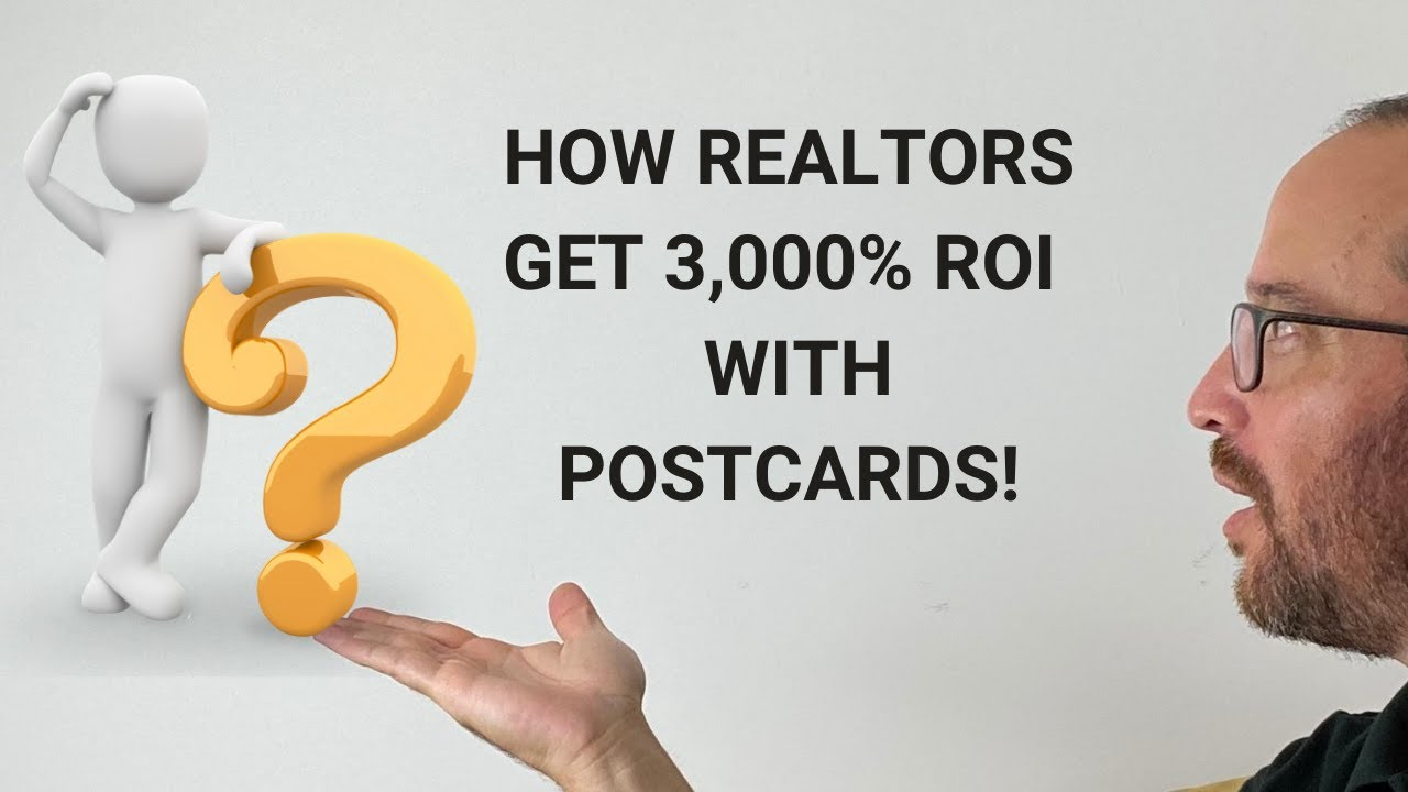 How To Make 3,000% Return (ROI) with Postcards