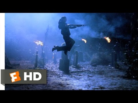 House of the Dead 911 Movie   Zombie Slaughter 2003 HD