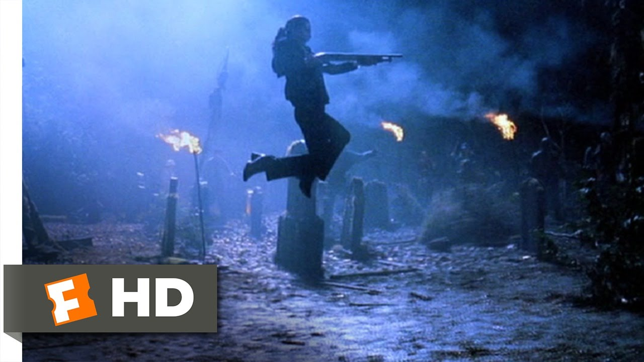 House Of The Dead 9 11 Movie Clip Zombie Slaughter 2003 Hd