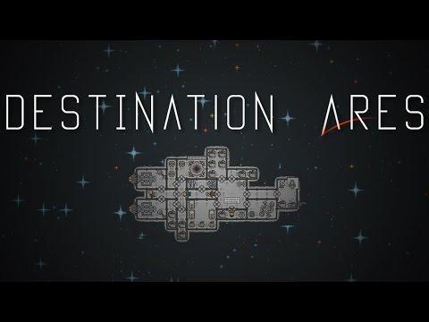 DESTINATION ARES | Colony Ship AI Simulator | Let's Play Destination Ares!