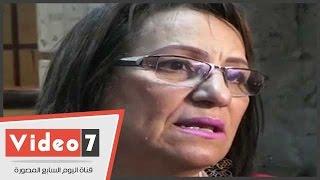 """النائبة نادية هنرى: الرئيس السيسى ينادى بالحريات..و""""ازدراء الاديان"""" مقيد لها"""