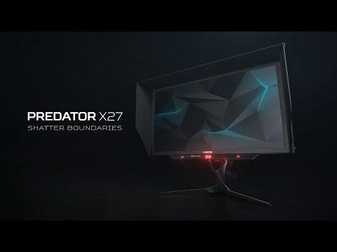 Acer | Predator X27 – Shatter Boundaries