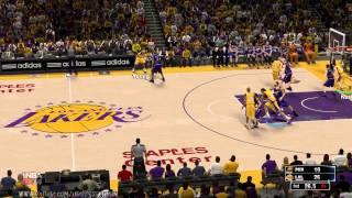 NBA 2K14 PC Bro COOP Gameplay [Full HD]