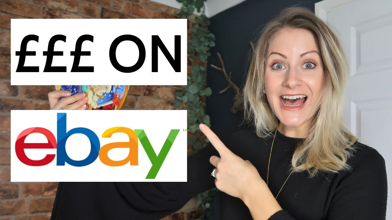 SIDE HUSTLES TO MAKE MONEY! | How To Sell On eBay. - Whole Process From Sourcing To Selling.