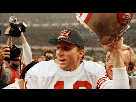 #4: Joe Montana | The Top 100: NFL's Greatest Players (2010) | NFL Films