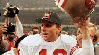 #4: Joe Montana | The Top 100: NFL