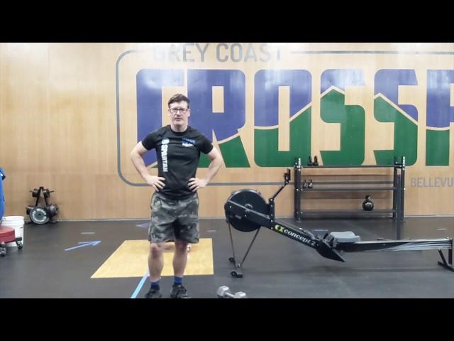 At-Home WOD (6/9/2020) - Grey Coast CrossFit