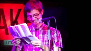 What if had a girlfriend? Simon Rich performs at Literary Match.