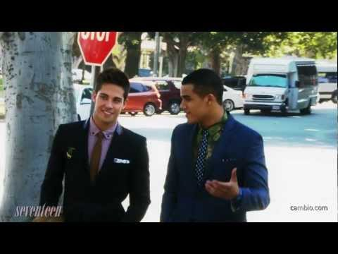 The Glee Guys Talk Prom!