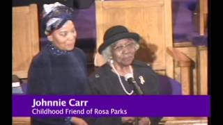 "MAMEC | 10-31-2005 | ""Rosa Parks Memorial Service"""