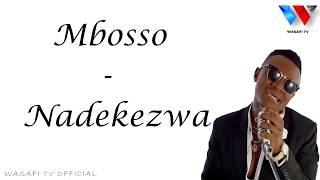 mbosso---nadekezwa