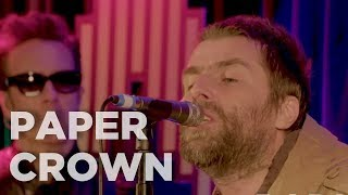 Liam Gallagher - Paper Crown Acoustic | LIVE From The Roof | Radio X session
