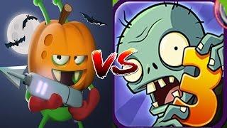 Zombie Catchers Vs Plants Vs Zombies 3