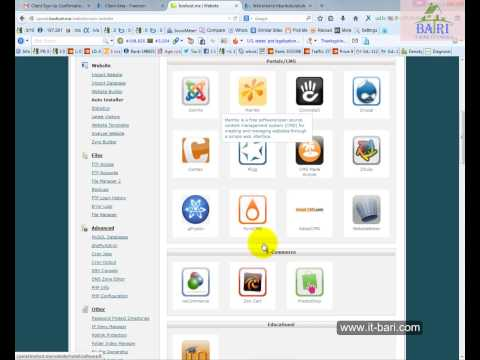 How To Make Free Website With Free Domain and Hosting - (Bangla Tutorial)- Part- 5 - 동영상