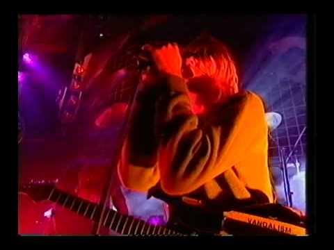 Nirvana Smells Like Teen Spirit (TOTP 1991 - Live Vocal)