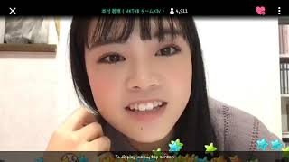 [Hkt48 모토무라 아오이]Hkt 내전 쇼룸 이곳저곳 별줍하다 없는 별까지 탈탈 털어버리게 된 한국어방송..이 대사가 이렇게 귀여운 말이였던가..통역이 안되서 자막은 ...