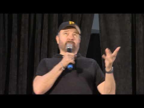 SpnPitt Jim Beaver FULL Panel 2017 Supernatural